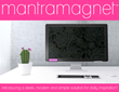 mantramagnet: A Sleek, Modern and Simple Solution for Daily...