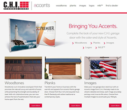 C.H.I. Accents Website