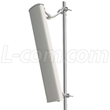 698-960/1710-2700 MHz 120 Degree Sector DAS Antenna