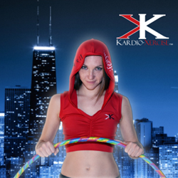Kardio-Xercise™ brings Rachael Lust to Chicago
