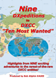 K4UEE DXpedition Video: Ten Most Wanted