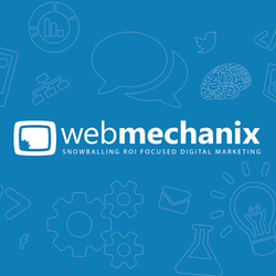WebMechanix ROI internet marketing logo