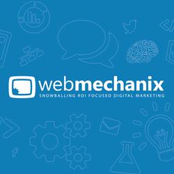 WebMechanix ROI internet marketing logo