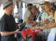 Crested Butte Wine and Food Festival Grand Tasting by Mike Rieger