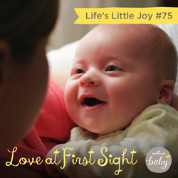 Life's Little Joy #75: Love at First Sight