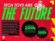 Article Sample: Tech Toys are the Future