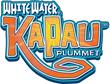 White Water's KaPau Plummet logo