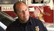 Battalion Chief Kevin Valentin talking with Energy Independence Magazine