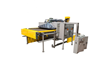 Davron Indexing Conveyor Oven Halves Time Needed for Preheating Cycle