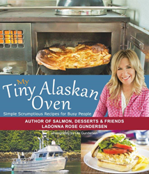 My Tiny Alaskan Oven cookbook cover