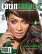 Lala Anthony on the Cover of LatinTRENDS Magazine