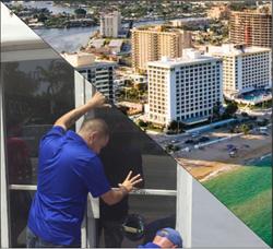 Ft. Lauderdale Emergency Commercial Glass Repair