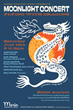 Moonlight Concert, Flying with Dragons -- July 12 at Marin Country Mart in Larkspur