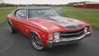 """Fat 'n Furious: Rolling Thunder"" 1971 Chevy Chevelle"