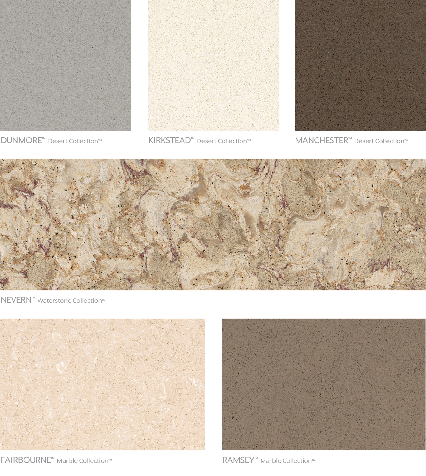 Cambria Coastal Collection S Newest Design Of Quartz: Cambria Introduces Six New Designs