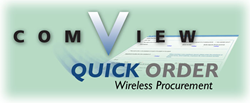 Comview Quick Order Wireless Procurement