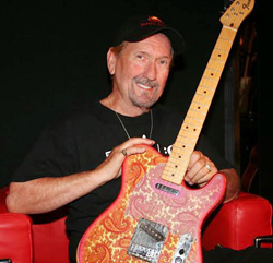A photo of James Burton