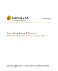 "To learn why financial institutions need a new strategy to fight ATO fraud, download the ""Combating Account Takeover"" white paper."
