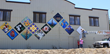 "Timberline Gallery & Gallery Yosemite ""Rocks"" Learning Series Celebrates the Installation of the Art Quilt Block Mural"