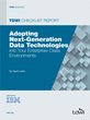TDWI Checklist Report Explores New Technologies to Leverage Enterprise...