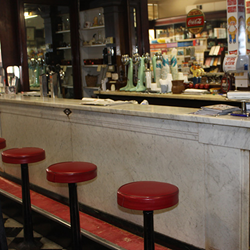 Soda fountains are seeing a resurgence.