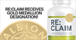 Vollara's Re:Claim Mineral Supplement Has Been Awarded the Albion...