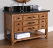 "Malibu 48"" Single Bathroom Vanity From James Martin Furniture 500-V48-HON"