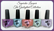 The Gaslighted Collection by SuperChic Lacquer