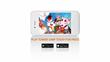 Closing screen with app store logos