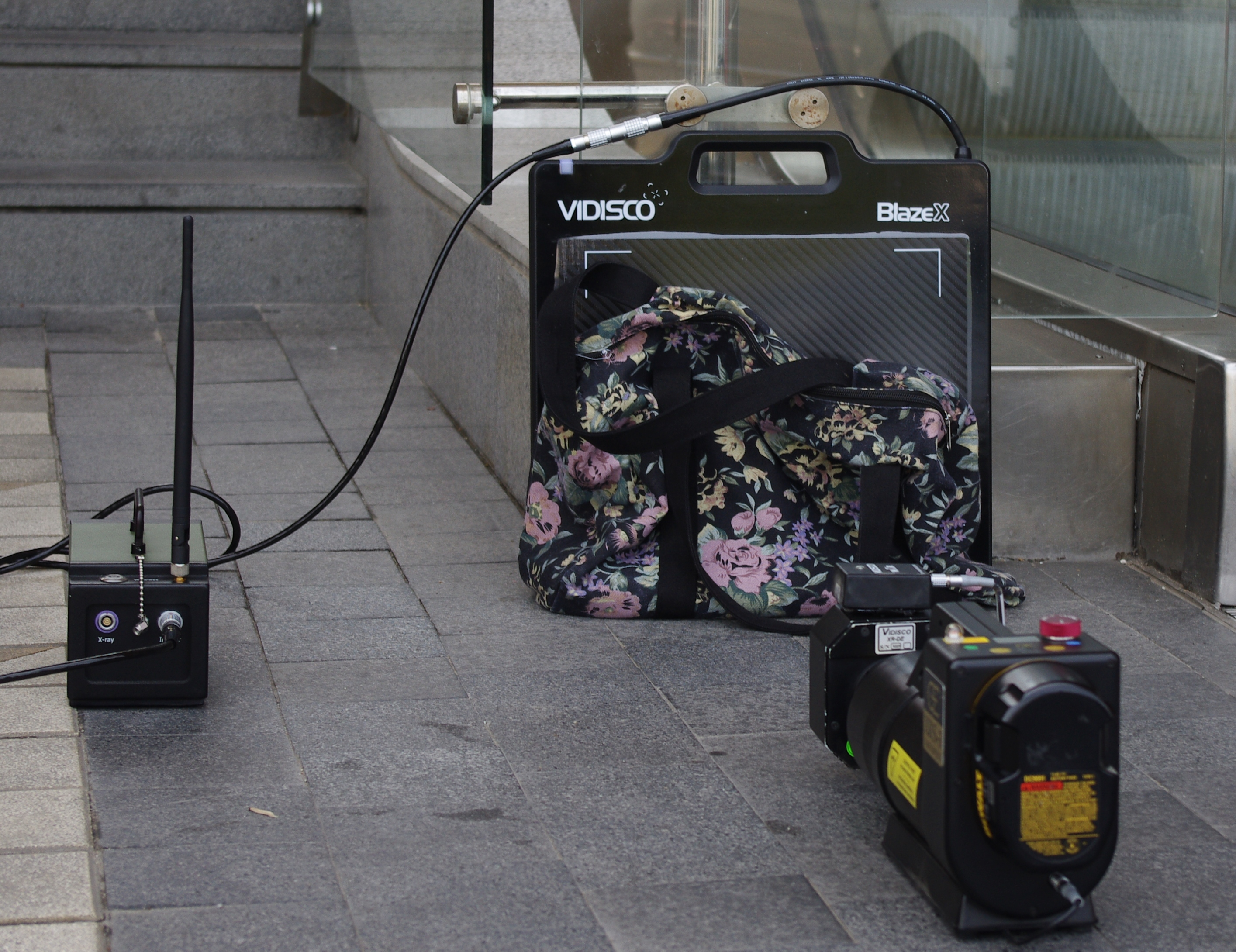 Vidisco's X-ray Systems are Used to Secure the 2014 World ...