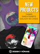 Design By Humans Adds Crewnecks, Tank Tops, and Galaxy S5 Cases