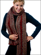 Fall Foliage Scarf