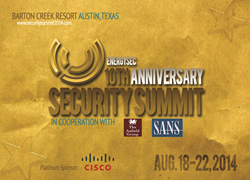 EnergySec 10th Anniversary Security Summit