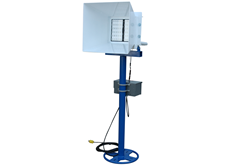 Permanently Mounted 300 Watt LED Tower Security Spotlight
