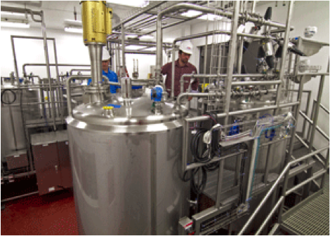 Epic Delivers Modular Process Systems In New St Louis
