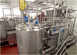 St. Louis Food Processing Plant Modular Process System
