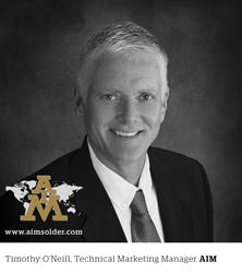 Timothy O'Neill, Technical Marketing Manager, AIM