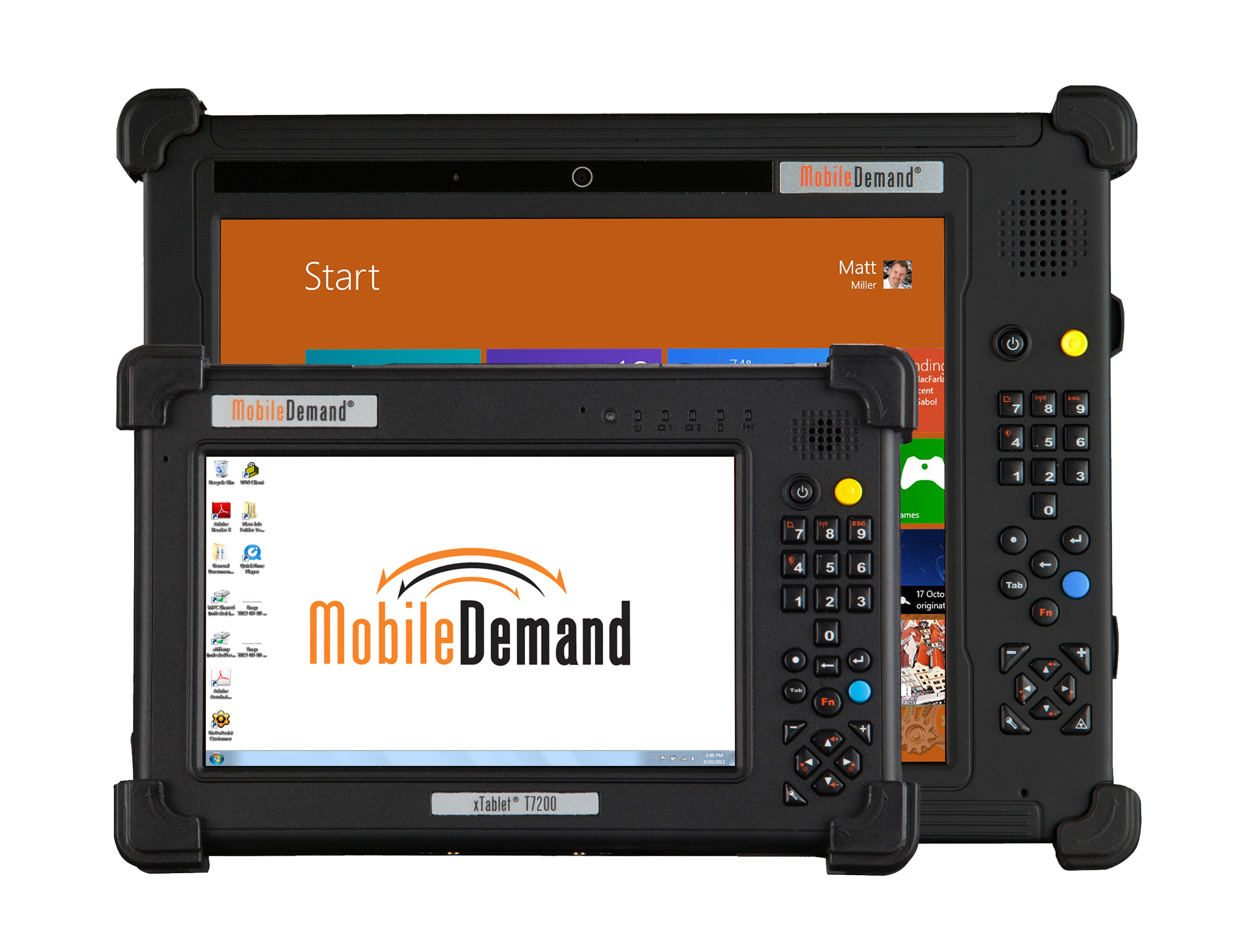 Mobiledemand Offers Discount To Forklift Mounted Rugged