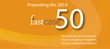 "Fastcase Announces 2014 ""Fastcase 50"" Award Winners"