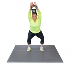 SmartCells PT Mats come in three sizes and three colors.