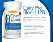 Daily Pro Blend 12B Probiotic Supplement for Men and Women Launched By...