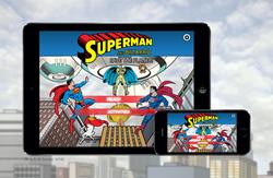 Superman and Bizarro Save the Planet