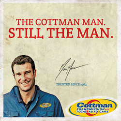 The Cottman Man - Still the Man
