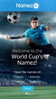 The Namez World Cup App Ensures Names Like Papastathopoulos & Ghoochannejhad Don't Leave Everyone Tongue-Tied, Plus Users Can Also Record & Share Their Own Name