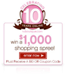 Win A $1,000 Shopping Spree At TCBoutique.com