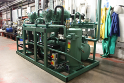 Refrigeration system at Pinneys