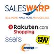 SalesWarp ENTERPRISE Integrates with Rakuten, Sears, Newegg and Best...