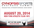 Sports Leaders to Gather in NYC on Wednesday August 20 for Cynopsis...