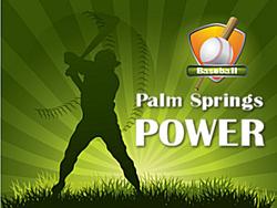 The Palm Springs POWER Baseball Club's 2014 Season