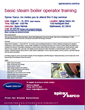 Spirax Sarco is Hosting Steam Basic Operator Training in South...